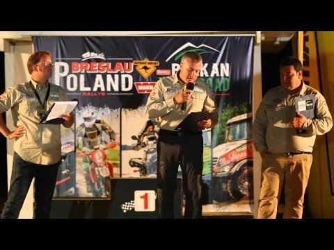Balkan Offroad Rallye 2015 - Prize giving