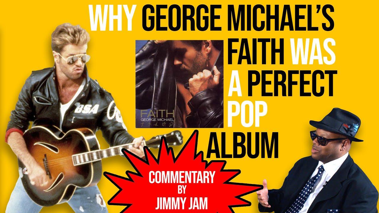 George Michael: The Story of 80s Hit Album Faith | Pop Fix | Professor of Rock