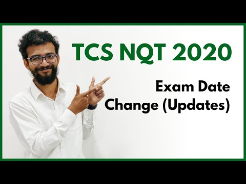 TCS NQT 2020 Registration & Exam Dates - Exam Pattern & Eligibility