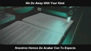 Dimmu Borgir - Puritania [Lyrics Y Subtitulado Al Español]