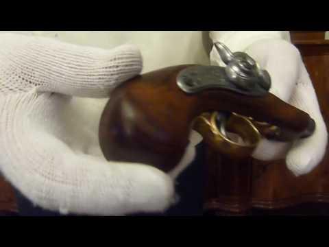 Pistole Deringer Philadelphia 1850 Replikyzbranishop cz