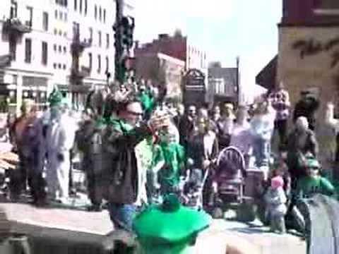 92.9 Peak FM Colorado Springs - St. Patty's Day Parade