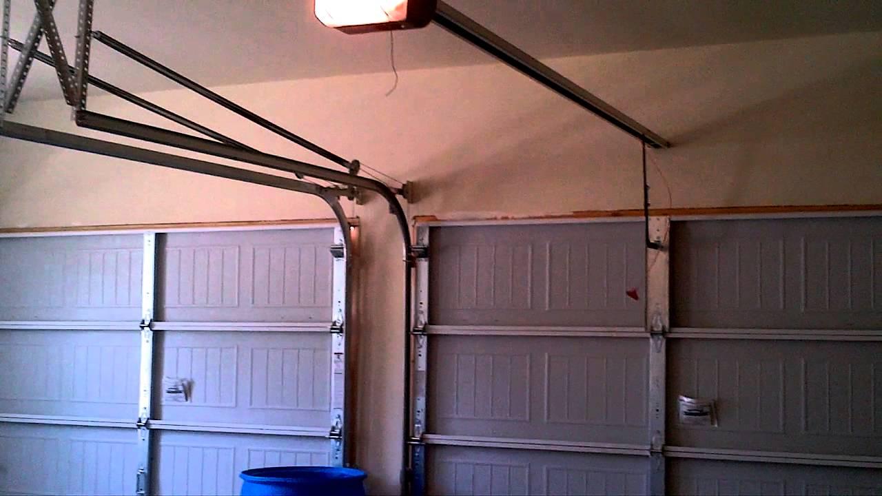 Overhead Door Standard Drive 650 Garage Opener Youtube Chamberlain Wiring Also Moore O Matic