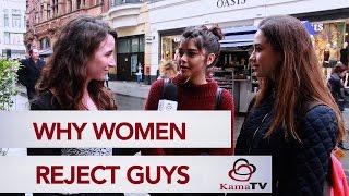 Why women reject men?