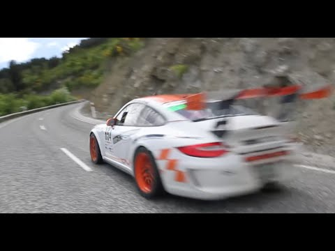 Record Crown Range Pass in a Porsche GT3 Cup - /DRIVER'S EYE