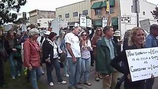 "Occupy Ukiah, CA: Original Song ""Another Protest Song"""