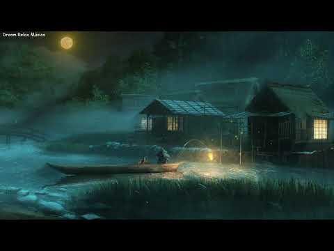 Ontspannende Slaapmuziek - Kalmeer De Geest, Muziek Voor Stressverlichting, Regen