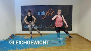 Gleichgewicht & Stabi-Training - 40min - medifit Wolfhagen
