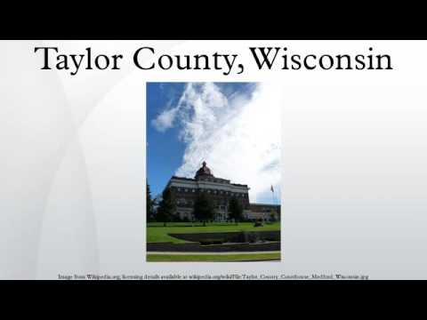 Taylor County, Wisconsin
