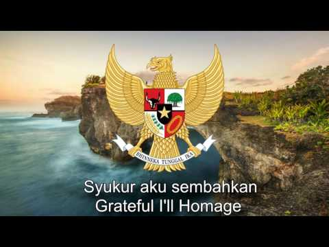 Indonesia Patriotic Song - Syukur