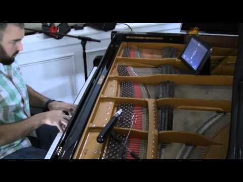 Piano Tuning- 2hrs in 3 minutes