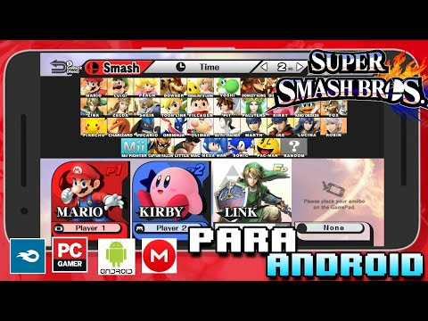 Súper Smash Bros Brawl for Android 2018/ test dolphin 5 0 máster