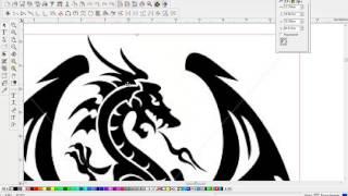 Como Vetorizar imagem no FlexiSign 10
