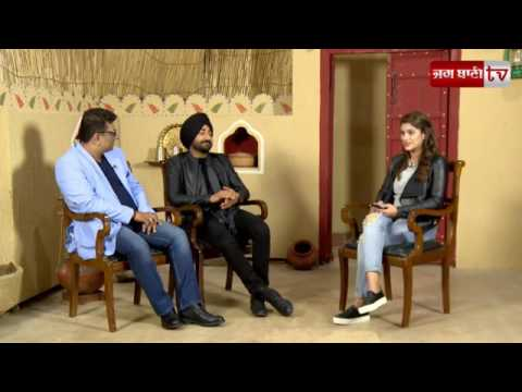 Interview with star cast of 'sarvann' (ranjit bawa and Karaan Guliani)