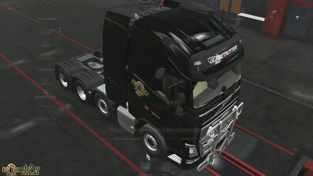 [ETS2] DHL MB Aerodynamic Trailer skin