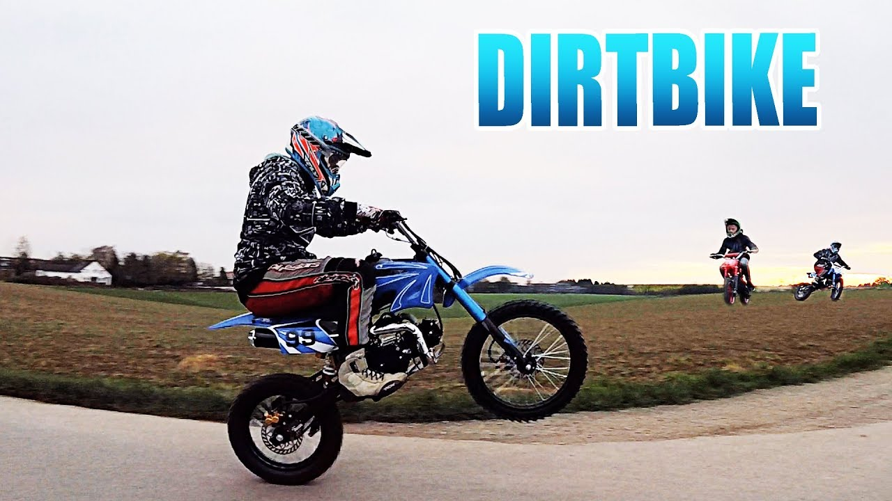 die coolsten motocross bikes f r kinder dirtbike. Black Bedroom Furniture Sets. Home Design Ideas