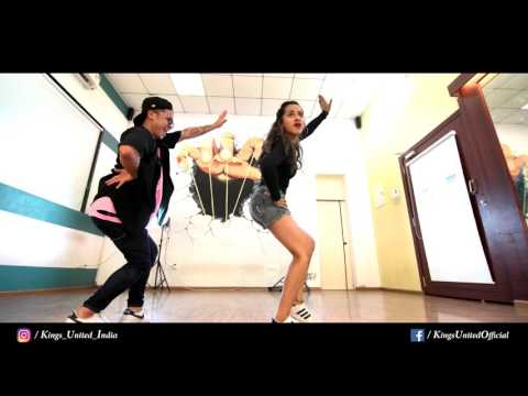 DESPACITO | Hip Hop Dance Choreography | Kings United ft. Sushant Khatri & Tanya Bhushan