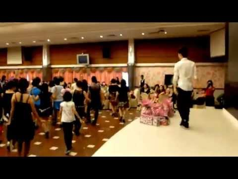 CHA CHA WITH MY HEART - Line Dance Teach & Demo (EWS Winson)