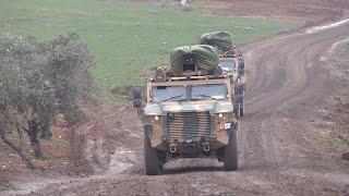 Турция перебрасывает спецназ и комплексы РЭБ в Идлиб