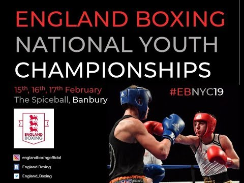 National Youth Championships 2019 Day 2 - Ring A