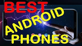 Top 5 Best Android Phone 2018 under $300