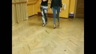 Урок красивой походки