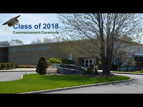 NDCP Class of 2018 Graduation