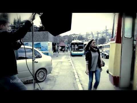 Ундервуд - Платье в горошек (backstage) [HD]