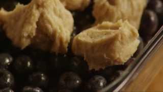 Dessert Recipes - How To Make Blueberry Cobbler