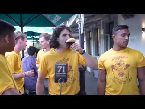 Harry Shotter and the Goblet of Fireball: AUES Pub Crawl 2018