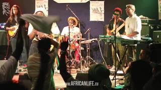 Olungander Video @ Flag Flow High Senegambia 2014, 06.06.2014 @ Reigen