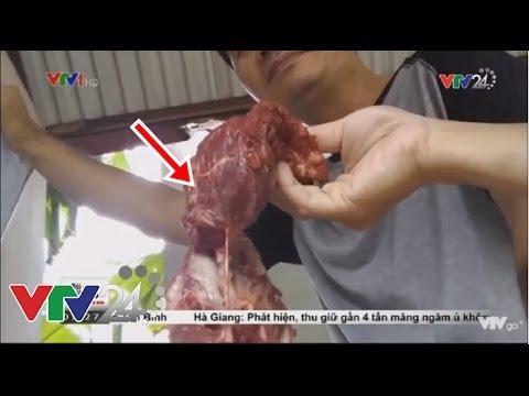 Thủ Đoạn Phù Phép Thịt Lợn Nái Thành Thịt Bò