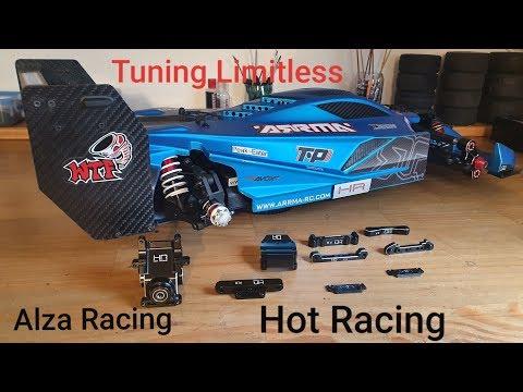 Arrma Limitless Alza Racing and Hot Racing Tuning