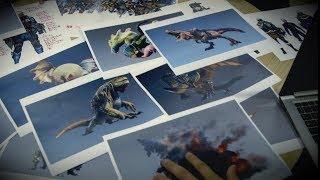 『モンスターハンター:ワールド』メイキング映像:Part1「コンセプト」 thumbnail