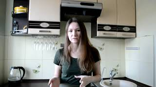 румтур по крошечной кухне минималиста 5,5 кв.м.
