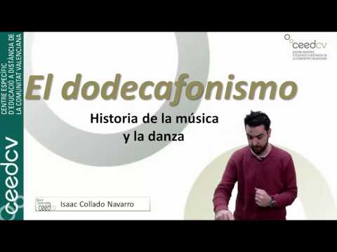 Dodecafonismo musical