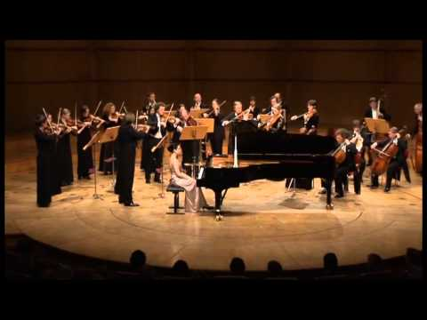 Esther Birringer - Mozart Piano Concerto K 414, A Major