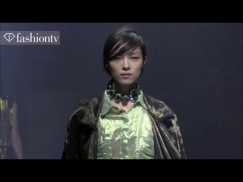 Lanvin Spring/Summer 2014 | Paris Fashion Week PFW | FashionTV