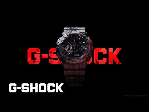 G-SHOCK×ONE PIECE Promotional Movie :CASIO G-SHOCK
