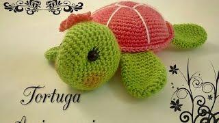 Amigurumi Tortuga!!  Turtle!! (English subtitles) (FÁCIL)