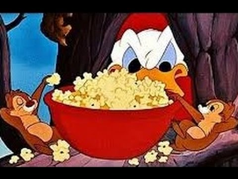 CHIP AND DALE & DONALD DUCK ☜ Cartoons Movies Full episodes Compilation Popcorn Hd Disney Funny