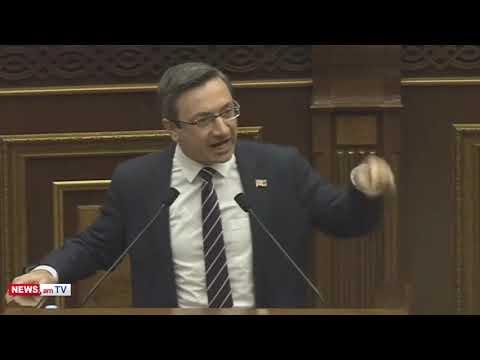 Տեսանյութ.Պարոն Աշոտյան, պարիկով եկել ես, որ ի՞նչ անես. Գորգիսյանը՝ Գրիգորյանին