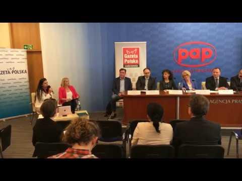 """Debata Gazety Polskiej - """"Kształcenie zawodowe w energetyce a rynek pracy"""""""