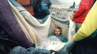 Kirgistan - ucieczka przed piorunami i akcja ratunkowa w jednym (czytaj opis)