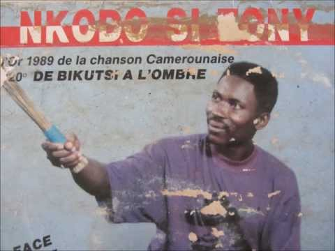 Nkodo Si Tony - essingang y'africa (Energy productions NE5006)