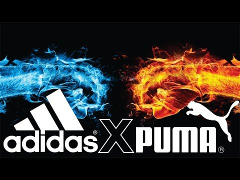 Adidas x Puma