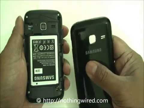 Samsung Galaxy Y Duos Video Review Video