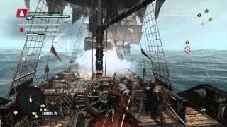 Assassin's Creed 4 Black Flag - Легендарные корабли. Эль-Имполуто.