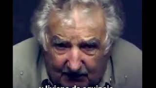 Pepe Mujica - lección de vida