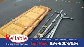 Reliable Garage Door Services in Raleigh, NC